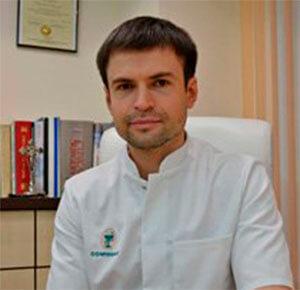 Мечковский Сергей Сергеевич